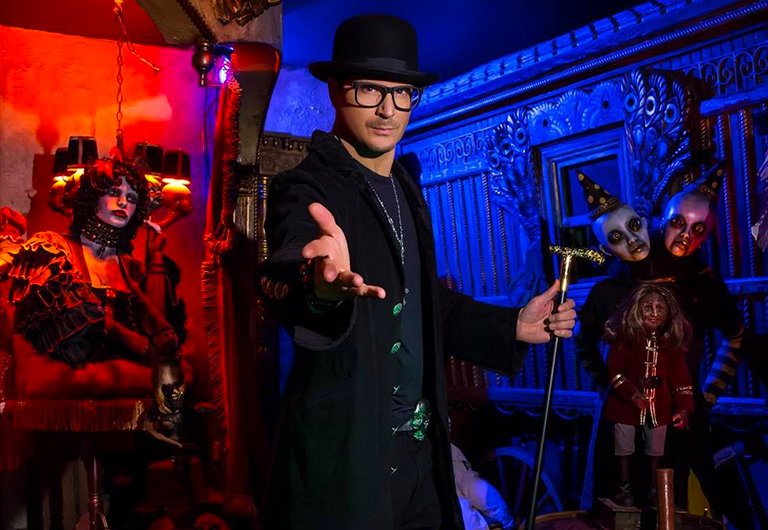 Zak Bagans' The Haunted Museum