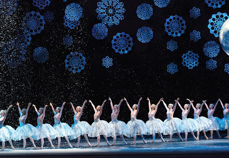 Annual Nutcracker Ballet by the Nevada Ballet Theater