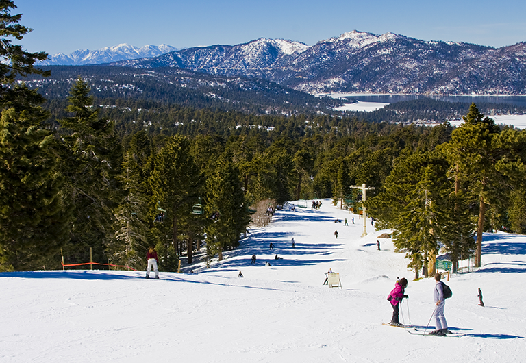 Big Bear Valley, California